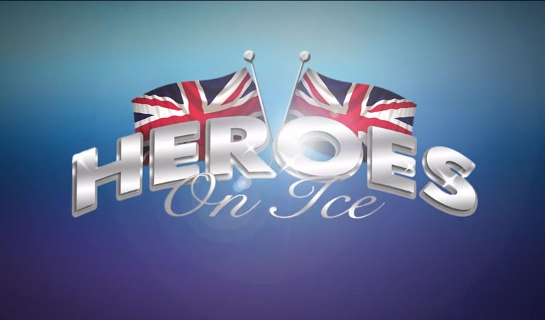 Heroes On Ice DVD