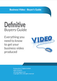 Definitive Video Buyers Guide
